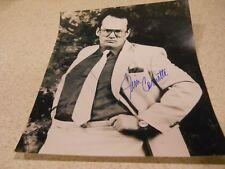 Jim Cornette Wrestling Wwf Promoter & Manager Signed 8x10 Black & White Photo