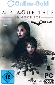 A Plague Tale: Innocence - Steam Digital Code - PC Game Key [Action] [DE/EU]