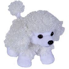 Wild Republic Hug'ems Poodle Dog 18cm Soft Plush Cuddly Toy