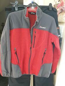 BERGHAUS stainton full ZIP Fleece Jacket -  m-  -vvgc - Men's