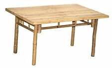 Bamboo 54 Bamboo KD Table 35inch w x 24inch d x 23inch h 5871  New