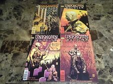 Unknown Soldier 1-4 1 2 3 4 NM/M to NM 9.8 to 9.4 High Grade Complete Set