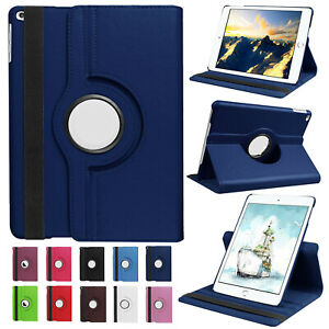 Rotating Leather Stand Case Cover For Samsung Galaxy Tab A 8.0 2019 SM-T290 T295