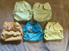 Flip OS Diaper Covers Lot of 5
