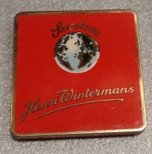 old Scooters Henri Wintermans flat pocket cigar tobacco tin