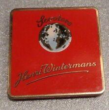 old Scooters Henri Wintermans flat pocket cigar tobacco tin
