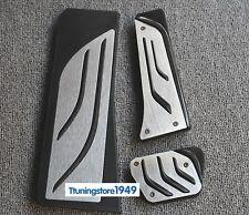 No drill Fuel Brake Foot Rest pedal BMW F10 F11 F12 F01 F02 F07 GT 5 6 7 Series