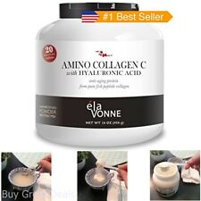Elavonne Amino Collagen C With Hyaluronic Acid Fish Collagen Peptide Powder 16
