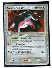 Pokemon Salamence ex 103/107 EX Deoxys Near Mint Ultra Rare Holo NM
