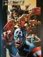 Marvel Ultimate Annuals Volume 1 Graphic Novel Comic Book 1st Print Avengers