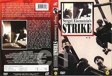 Strike 1925 - UK Compatible Sergei Eisenstein BRAND NEW and SEALED