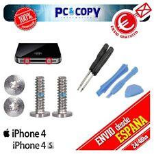 R356 Pack tornillos iphone 4 4S + herramientas Destornillador pentalobe philips