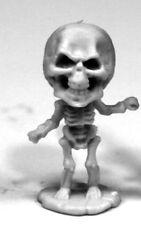 1 x BONESSYLVANIANS CAL - BONES REAPER figurine miniature skeleton chibi 77599