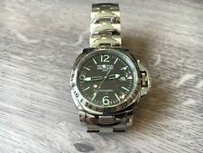 Parnis MARINA MILITARE GMT Stahlband Luminor 44mm Automatik NEU Steel Bracelet
