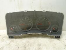 2008 Jeep Patriot Compass Speedometer Instrument Cluster FEO 120MPH 05172338AB