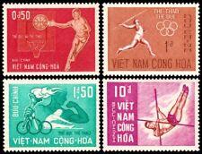✔  SOUTH VIETNAM 1965 - SPORTS - MI#349/352 SC#272/275 ** MNH OG [VN349]