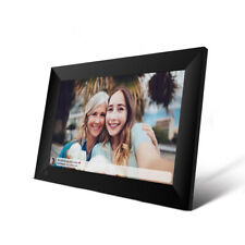 "10"" 16GB WiFi Digital Photo Frame HD IPS Display Touch Screen Electronic Album"