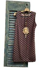 Fendi Logo Dress Size 42