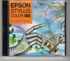 (HO597) Epson Stylus Color 460, High Quality Images - sealed CD