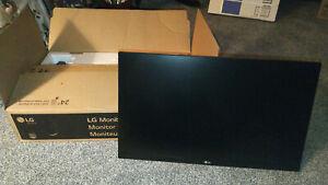 "LG  24"" Monitor - 24ML600M-B - 1080p 60Hz Freesync  - Great condition!"