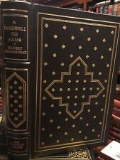 Franklin Library: A FAREWELL TO ARMS: ERNEST HEMINGWAY: WORLD WAR I ITALY