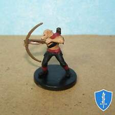 Orc Archer - Classic Creatures Icons of the Realms #2 D&D Miniature