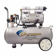 California Air Tools 6010LFC Industrial Ultra Quiet & Oil-Free Air Compressor