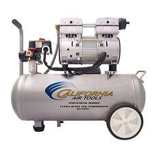 California Air Tools 6010LFC Industrial Ultra Quiet Air Compressor - USED