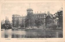 BR101324 london the home and colonial offices st james park  uk