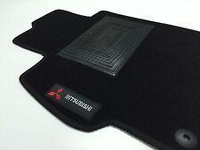 Alfombrillas Alfombras MITSUBISHI L 200. GENERACION 4 (2006-Presente) VELOUR