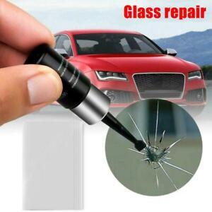 Kit de reparación de cristal agrietado multiusos para ventanas de coche Kit de