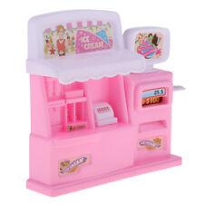 1/12 Dollhouse Miniature Furniture Kitchen Decor Ice Cream Machine Model ABS