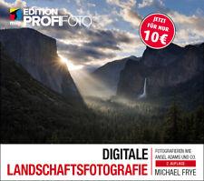 Digitale Landschaftsfotografie (reduziert 10,-- statt 29,99) + Direkt vom Verlag