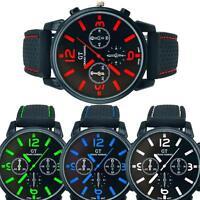 Fashion Men Casual Watch Stainless Steel Sport Watch Quartz Analog Wrist Watches