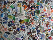 CANADA collection of 302 different nice MNH stamps primarily 1960-80s era