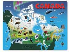 Melissa & Doug Wooden Canada Map Puzzle (New)  129