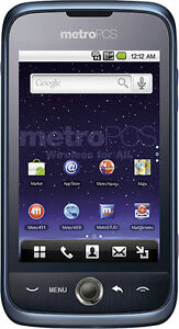 Huawei M860 - Blue (Metro PCS) Smartphone