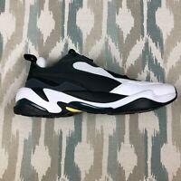 Puma Thunder Spectra  Men's Shoes White Black Sneakers Size 9