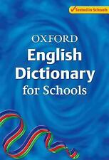 Oxford English Dictionary for Schools by Robert Allen