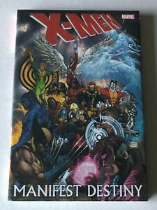 X-Men Manifest Destiny Hardcover/HC Graphic Novel Marvel Wolverine New/Sealed