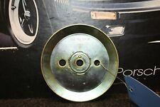Porsche 911 SC Crank Pulley #343