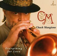 Chuck Mangione - Everything for Love [New CD]