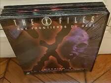 X FILES (THE) LE dossier Secret LASERDISC LD PAL VF