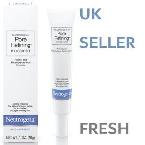 Neutrogena Pore Refining Moisturizer Retinol & BHA Formula Anti-Ageing Cream