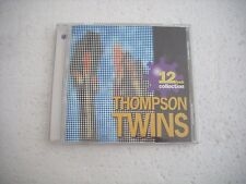THOMPSON TWINS  /  12 INCH COLLECTION  -  JAPAN CD open
