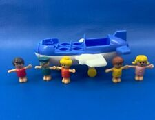 Vintage ARCO Figures and Plane