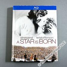 A Star is Born Blu ray New Barbra Streisand Kris Kristofferson (Digibook)