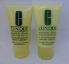 Clinique Dramatically Different Moisturising Lotion Plus +. 60ml (2x30ml) NEW