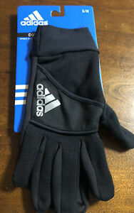 Adidas Cold Ready Running Gloves Size S/M $38