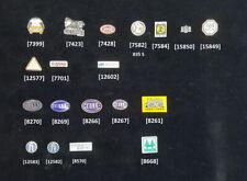 Auto Zulieferer/Zubehör (G+H) Anstecknadeln car parts pins badges AUSSUCHEN